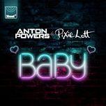 baby (single) - anton powers, pixie lott
