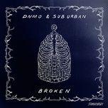 broken (single) - dnmo, sub urban