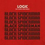 black spiderman (single) - logic, damian lemar hudson