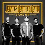 game on - james barker band