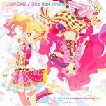 stardom! / bon bon voyage (single) - aikatsu stars!