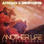 another life (radio mix) (single) - afrojack, david guetta, ester dean