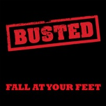 fall at your feet (single) - busted