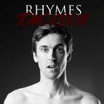 tomorrow (single) - rhymes
