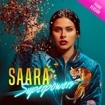 superpowers (piano version) (single) - saara