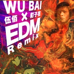 ding zi hua (edm remix) (single) - bai wu