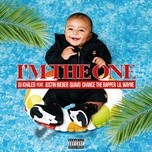 i'm the one (single) - dj khaled, justin bieber, quavo, chance the rapper, lil wayne