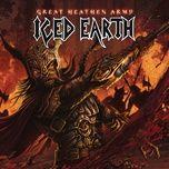 great heathen army (single) - iced earth
