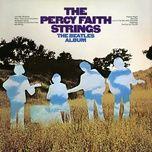 the beatles album - the percy faith strings