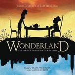 wonderland (original broadway cast recording) - v.a