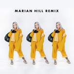 bellyache (marian hill remix) (single) - billie eilish