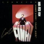 feng zai qi shi (live) - truong quoc vinh (leslie cheung)