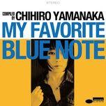 my favorite blue note - chihiro yamanaka