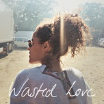 wasted love (single) - anya
