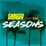 seasons (single) - shaggy, omi