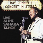ray conniff's concert in stereo (live at the sahara/tahoe) - ray conniff singers