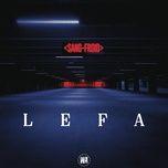 sang-froid (single) - lefa