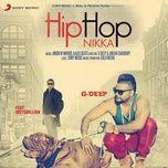 hip hop nikka (single) - g-deep, indy5billion