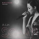 sonar (live) - a-lin (hoang le linh)