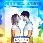 bones (acoustic mix) (single) - jess & matt