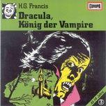 003/dracula, konig der vampire - gruselserie