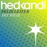 sky high (instrumental mix) (single) - felix leiter