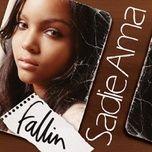 fallin' (single) - sadie ama