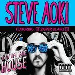 i'm in the house (ep) - steve aoki