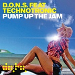 pump up the jam (ep) - d.o.n.s., technotronic