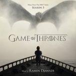 game of thrones (ost) - ramin djawadi
