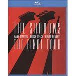 the final tour cd1/2 - the shadows