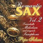 romantic sax (vol. 1) - pepe solera