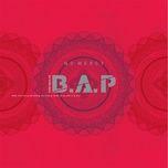 no mercy (japanese single) - b.a.p