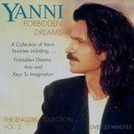 forbidden dreams - yanni