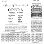 opera without words - 101 strings orchestra