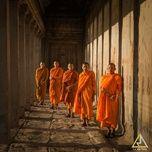 the buddhist monks - v.a