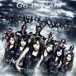 go get'em (single) - kamen rider girls