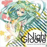 night groove - hatsune miku, v.a