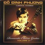 vietnamese spanish guitar classics (trinh tau guitar vol. 4) - do dinh phuong