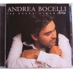 aria - the opera album (1998) - andrea bocelli