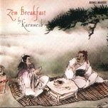 zen breakfast (new age) - karunesh