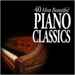 40 most beautiful piano classics - v.a