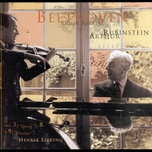beethoven violin sonatas with henryk szeryng (vol. 40) - arthur rubinstein