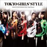 road to budukan - bad flower (single) - tokyo girls' style