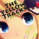 the yellow tracks - live-p, kagamine rin