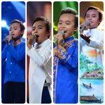 top 4 vietnam idol kids 2016 - ho van cuong