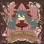 attractive museum - oster project, hatsune miku