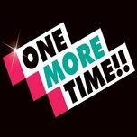 one more time (single) - kazuyoshi saito