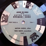 around the world - anton karas
