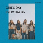 everyday (1st mini album - 2011) - girl's day